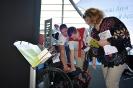 großes Besucherinteresse am Feuchtigkeits- und Temperatursensor