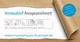 Innovationspreis Thüringen 2018