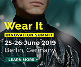Wear It Innovation Summit ankuendigung