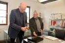 Besuch von Herr Dr. Koch beim SmartTex-Netzwerk