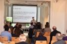 Workshop on Smart Textiles-Smart Wearables in Brüssel 2017-18