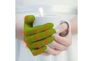Handschuh zur Unterstützung der Greiffunktion