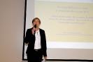 Eröffnung des Workshops durch die Netzwerkmanagerin Frau Büchner